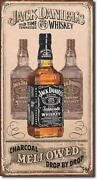 Jack Daniels Whiskey Tin