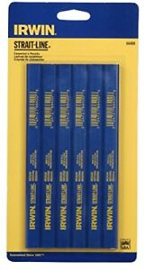 Irwin Strait Carpenter Pencils-6 pack-new + much more-Lot $5