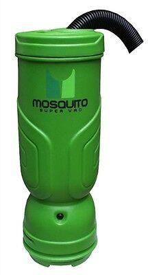 Mosquito Super Hepa 6 Quart Backpack Vacuum With Tool Kit Green