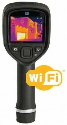 Flir E6-xt Infrared Camera With Msx Wi-fi 240 X 180