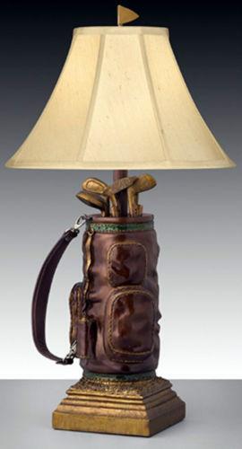 Golf Lamp Ebay