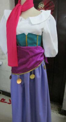 Hunchback of Notre Dame Esmeralda Dress Cosplay Costume](Hunchback Costume)