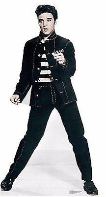 Life Size Elvis Cutout (Elvis Presley Jailhouse Rock & Roll King Life Size Standup Cardboard Cutout)