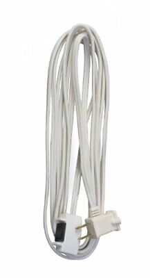 Woods Indoor Extension Cord With Remote On/Off Switch (White, 15 Ft) 15 Remote Extension Cord