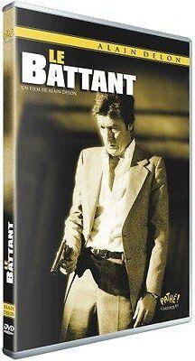 """ALAIN DELON  """" LE BATTANT   """"  DVD NEUF"""