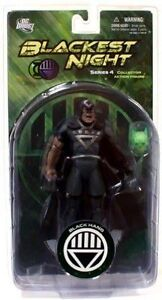 DC Blackest Night Black Hand , never been opened