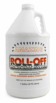 Roll-off Cleanerstain Remover Wunique Water Activated Solution Gallon Rogl