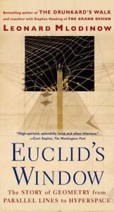 Изображение товара Euclid's Window : The Story of Geometry from Parallel Lines to Hyperspace by Leo
