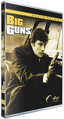 "ALAIN DELON  "" BIG GUNS    ""  DVD NEUF"
