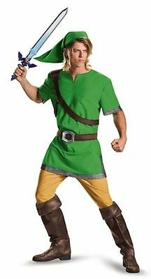 Link Costume The Legend of Zelda/Nintendo Standard Size for Adults