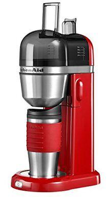KitchenAid 5KCM0402EER Kaffeemaschine Empire Red rot
