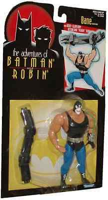 Used, Bane Action Figure The Adventures of Batman and Robin NIB Kenner NIP for sale  Shipping to India
