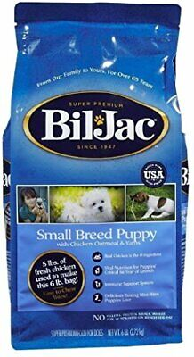 Bil Jac Small Breed Puppy Dry Dog -