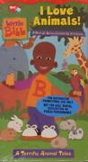 Little Bill VHS