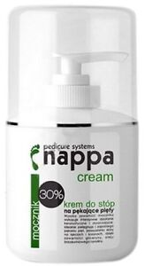 Silcare Nappa Pedicure Systems Regenerating Foot Cream with 30% Urea 250ml