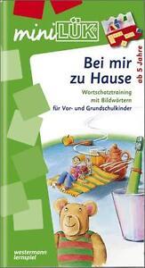 miniLÜK. Bei mir zu Hause von Michael Junga und Heinz Vogel (2005, Geheftet) 153 - St. Pölten, Österreich - miniLÜK. Bei mir zu Hause von Michael Junga und Heinz Vogel (2005, Geheftet) 153 - St. Pölten, Österreich