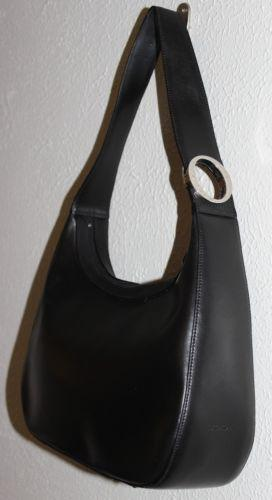soft pebblegrain black Shoulder Bag rrp$495 OROTON Kiera Leather Handbag AS NEW