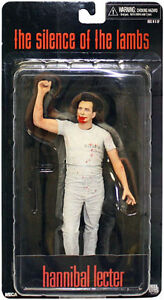 NECA CULT CLASSICS ICONS HANNIBAL LECTER SILENCE OF THE LAMBS FIGURE