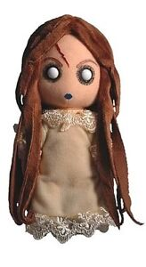 Living-Dead-Dolls-Creepy-Cuddlers-Plush-POSEY-8-5-Soft-Collectors-Mezco