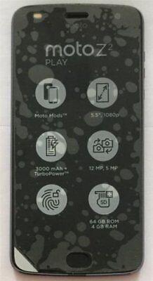 "Motorola Moto Z2 Jugar Smartphone 5,5"" 4Gb Ram + JBL Soundboost 2 Altavoz segunda mano  Embacar hacia Spain"