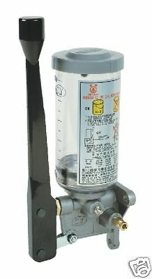 High Pressure Manual Grease Lubricator 1.0 Liter