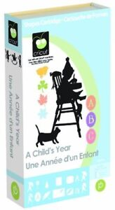 Cricut cartridge A Child's Year or other