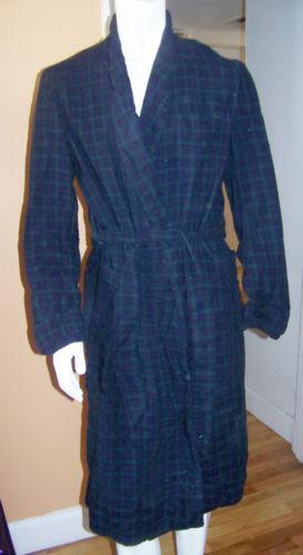 Vintage Mens Robe | eBay