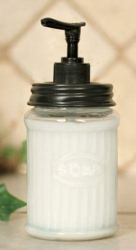 Country Soap Dispenser Ebay