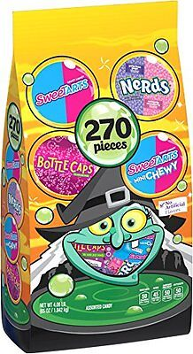 Nestle Halloween Candy (Nestle Assorted Halloween Candy Sugar Pieces, 65)