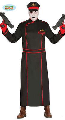Gothic Soldat Kostüm Uniform Halloween - Weibliche Kostüm Männer