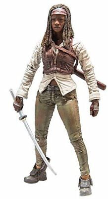 McFarlane Toys The Walking Dead TV Series 7 Michonne Action Figure for sale  Shipping to India