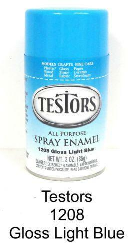Light Blue Spray Paint Ebay