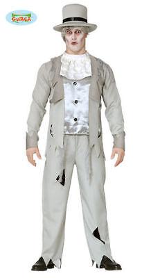 Bräutigam Geist Gespenst Geister Gentleman Kostüm Zombie
