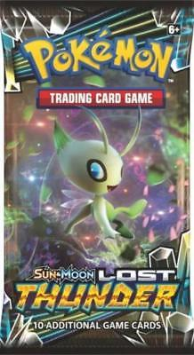 25x Pokemon TCG Lost Thunder ONLINE CODE CARDS Delivered IN GAME PTCGO