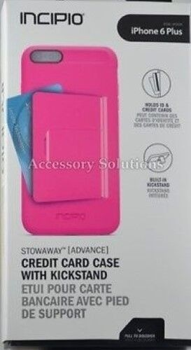 Incipio STOWAWAY  Credit Card Case with Integrated Stand for