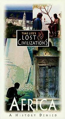 NEW Time Life Lost Civilizations VHS