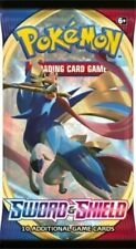 Sword and Shield Booster Pack x1 Pokemon English Sealed