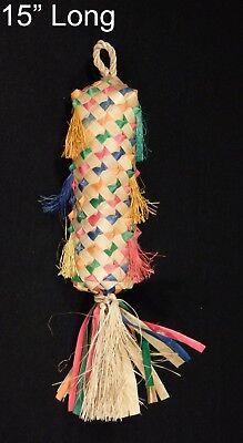 - Planet Pleasures Large Pinata - Parrot Bird Toy Shreddable