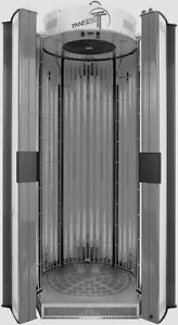 Tanses TT Series Cabine de bronzage débout /Stand-Up Tanning Bed