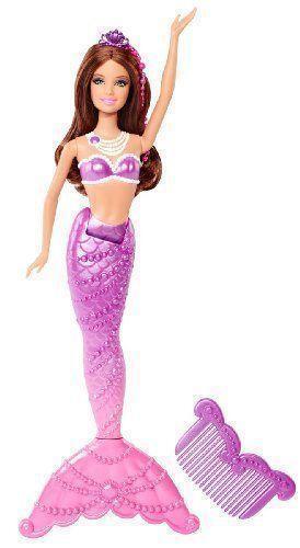 Barbie mermaid ebay - Barbie barbie sirene ...