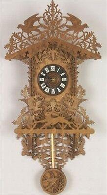 Black Forest Clock Plan