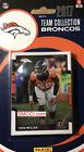 Denver Broncos Original Gridiron Football Trading Cards