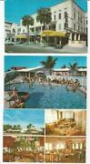 Postcards Florida Motels