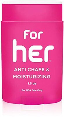 Body Glide For Her Anti Chafe Balm  1 5 Oz  Usa Sale Only