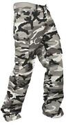 Camo Motorcycle Trousers