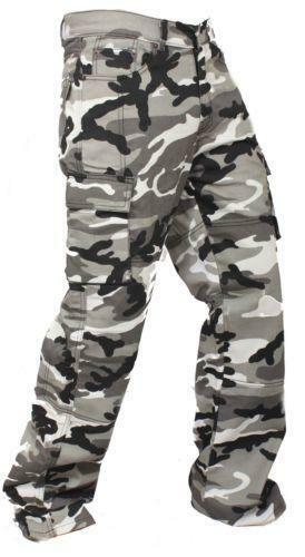 Camo Motorcycle Trousers Ebay