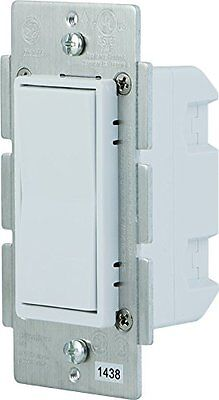 Ge Z-wave In-wall Smart Switch - Light Control - White (12723_7)