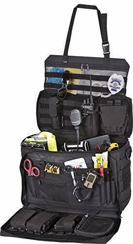 5.11 Tactical Wingman Patrol Bag for Law Enforcement Police Vehicle Passenger