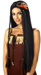 Native American Hair Feathers