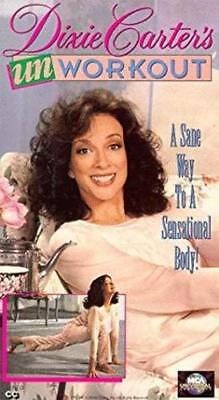 Dixie Carters Unworkout (VHS, 1992)  NEW